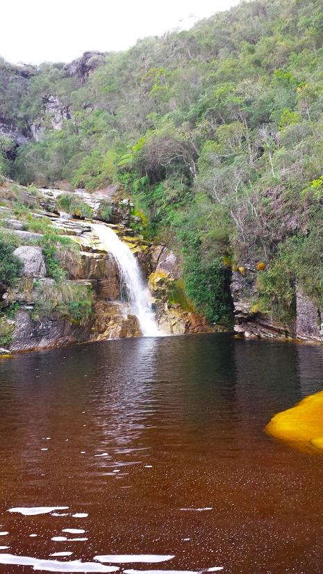 Cachoeira dos Macacos, Parque Estadual de Ibitipoca