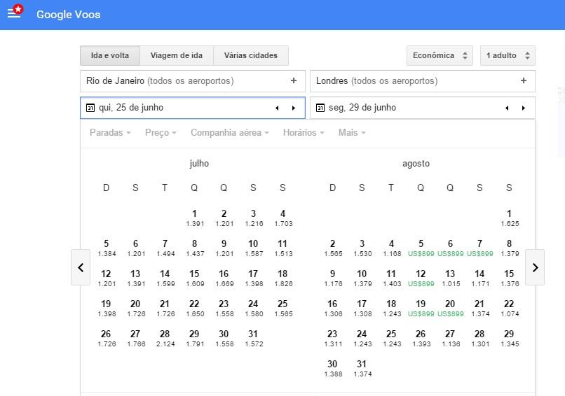 teste google flights passagens baratas 3