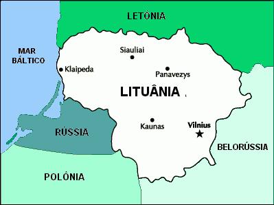 lituania_mapa