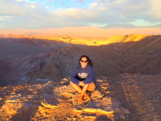 mala para o Deserto do Atacama