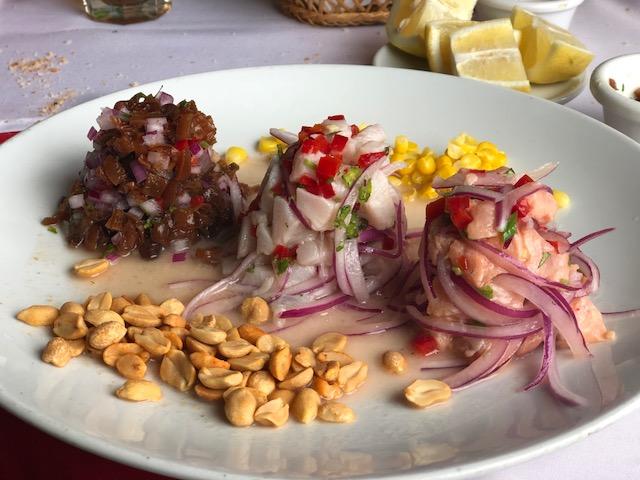 Dicas restaurantes Santiago